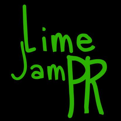 Lime Jam PR Logo
