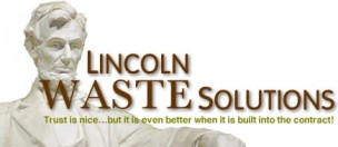 Lincoln Waste Solutions Logo