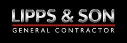 Lipps & Son General Contractor Logo