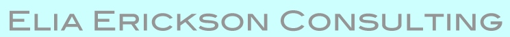 Elia Erickson Consulting Logo