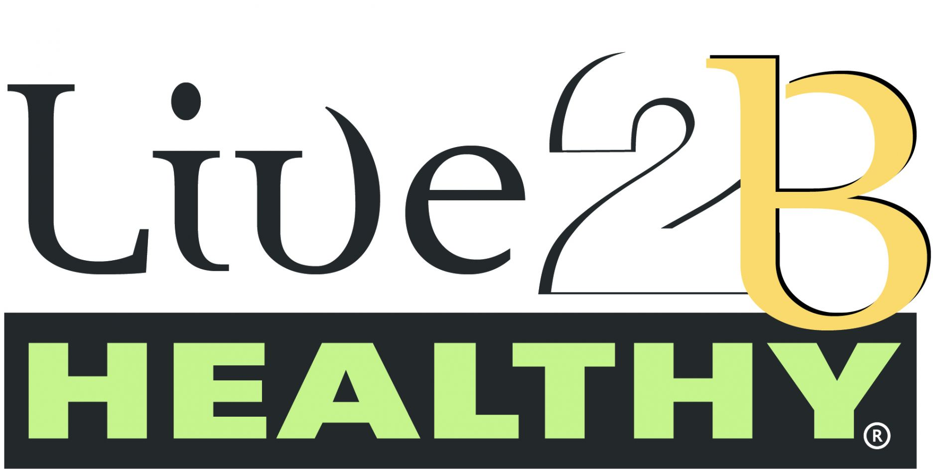 Live 2B Healthy® Senior Fitness Logo