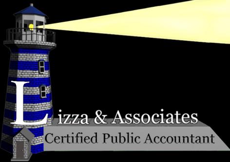 LizzaCPA Logo