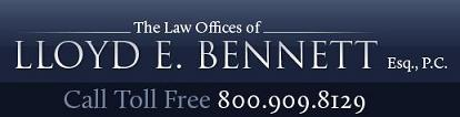 Law Offices of Lloyd E. Bennett Logo