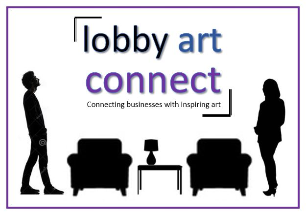 Lobby Art Connect Logo