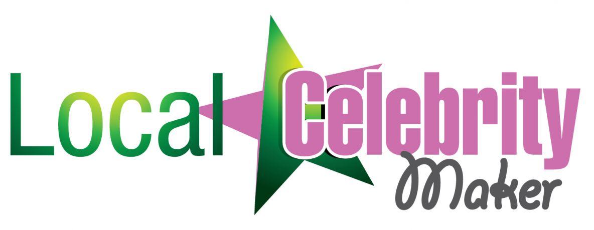 Local Celebrity Maker Logo