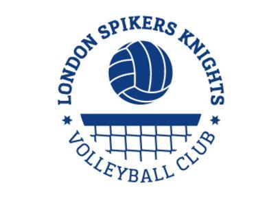 London Spikers Logo