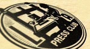 Los Angeles Press Club Logo