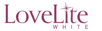 LoveLite White | Dental Teeth Whitening London Logo