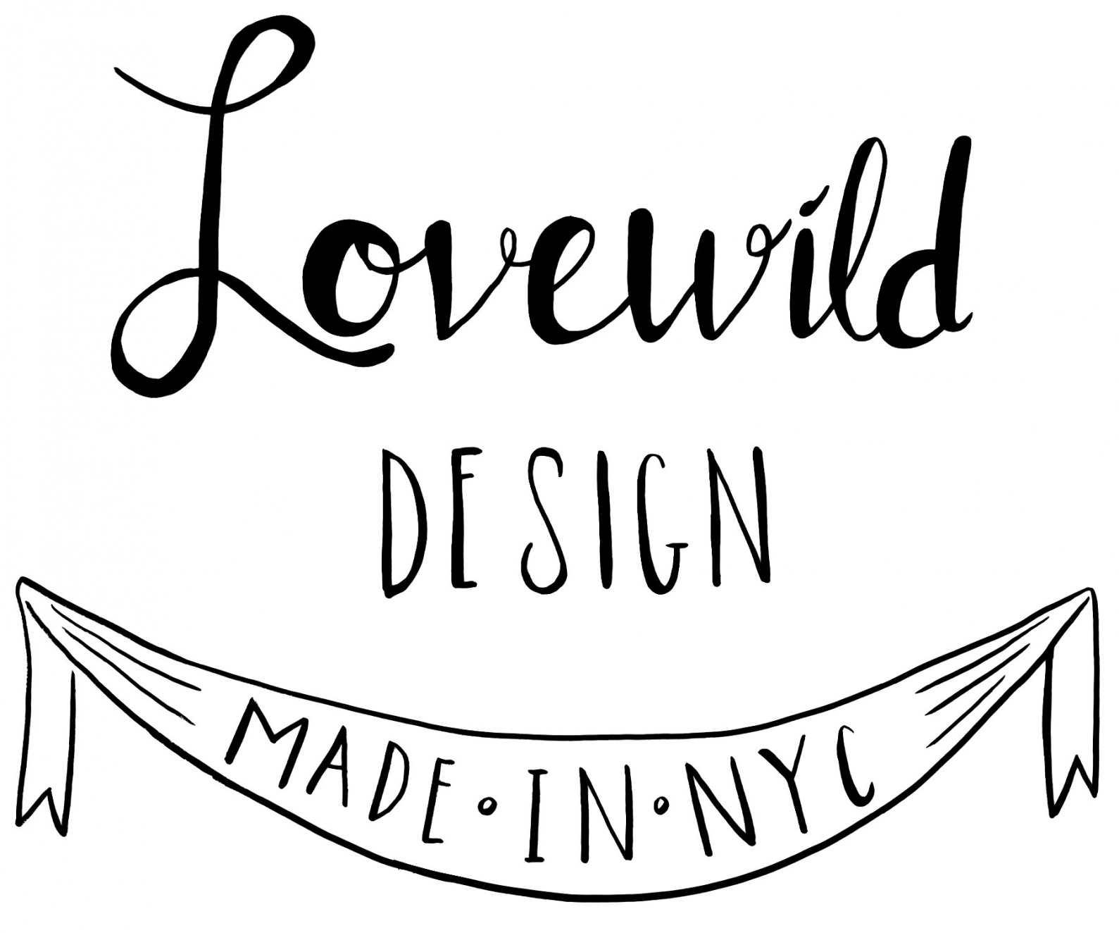 Lovewild Design Logo