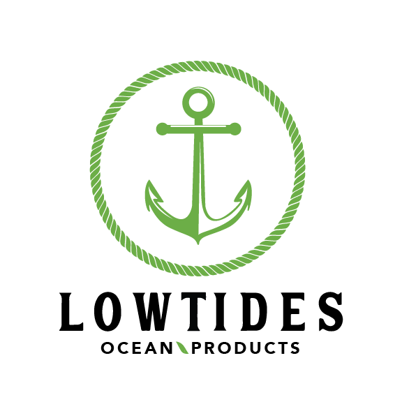 LowTides Ocean Products Logo