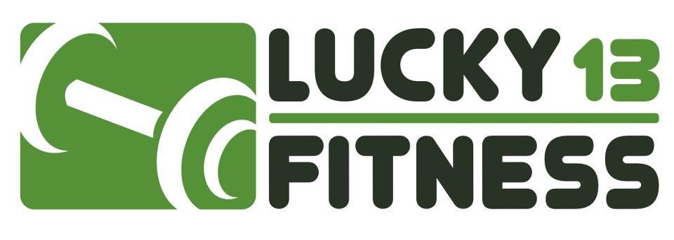 Lucky13Fitness Logo