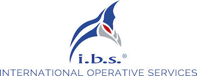 i.b.s. International Operative Services e.K. Logo