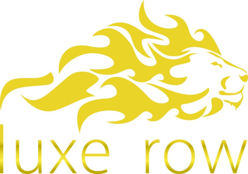 Luxe Row Entertainment Logo