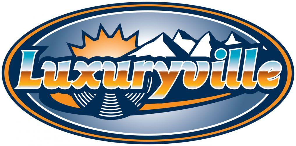 Luxuryville Records Logo