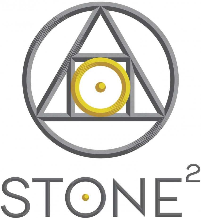 Stone Squared (STONE²) Logo