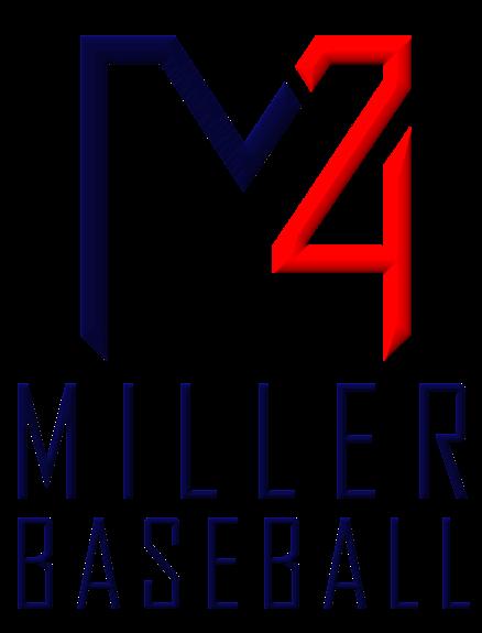 Miller Baseball Logo