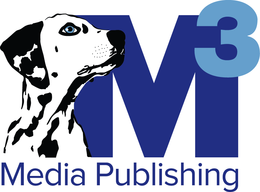 M3 Media Publishing Logo