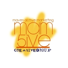 MAM5iveCreativegroup Logo