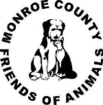 Monroe County Friends of Animals Logo