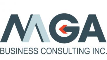 MGA Business Consulting Logo