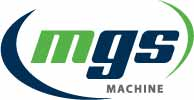 MGS Machine Corporation Logo