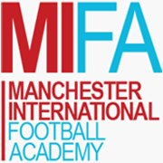 Manchester International Football Academy Logo