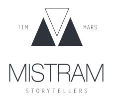 MISTRAM Music Logo