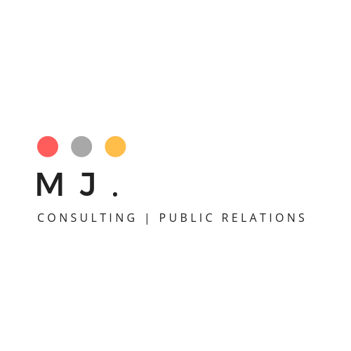 MJ Consulting | Public Relations Logo