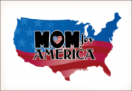 MOM_for_America Logo