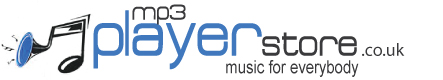 MP3PlayerStore Logo