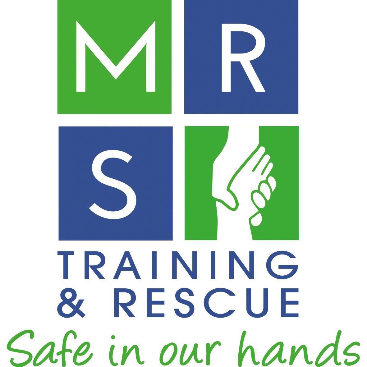M R S TRAINING & RESCUE Logo