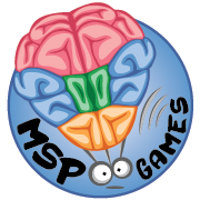 MSP Games LLC Logo