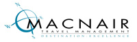 MacNair Travel Management Logo