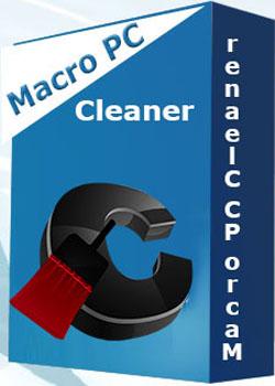 Macro Pc Cleaner Logo