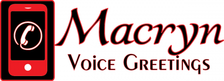 MacrynVoiceGreetings Logo