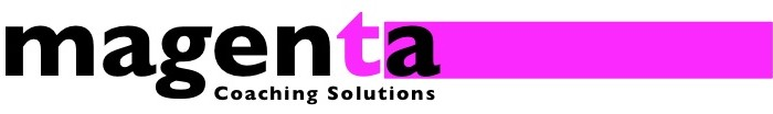 Magenta Coaching Solutions Logo