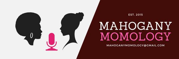 Mahogany Momology Logo