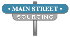 Main Street Sourcing Logo