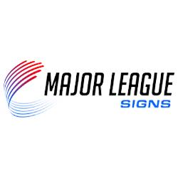 Major League Signs Logo