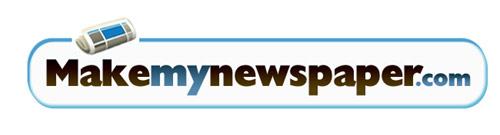 Makemynewspaper.com, Inc. Logo