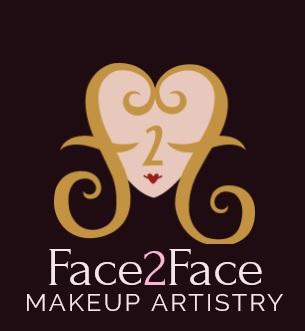 Face2Face Makeup Artistry Logo