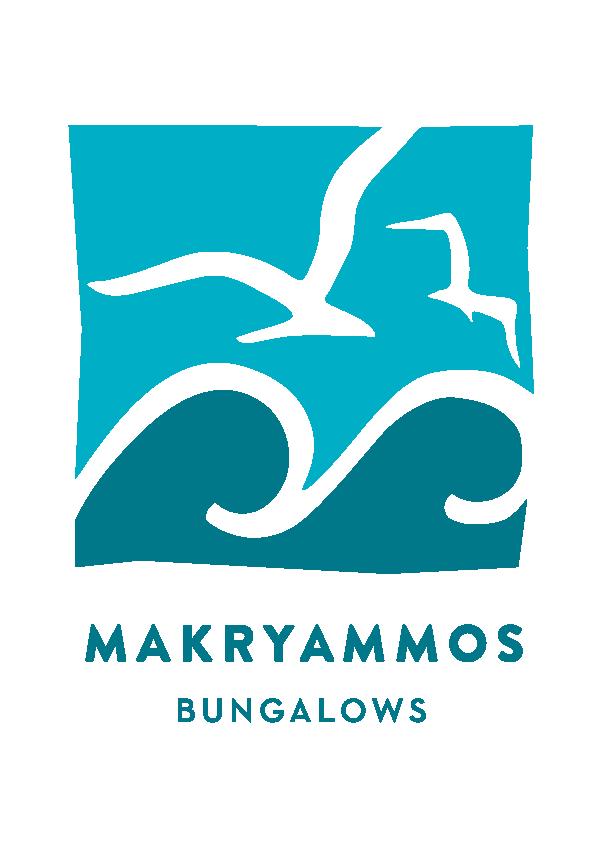 Makryammos Bungalows Logo
