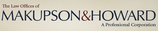 Law Offices of Makupson & Howard Logo