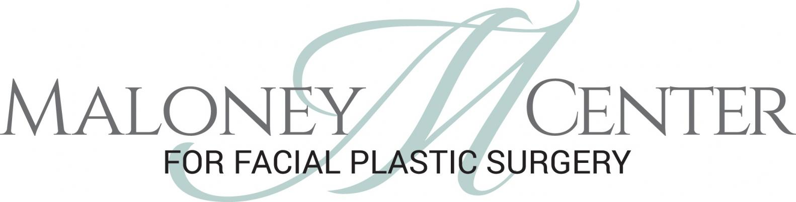 The Maloney Center for Facial Plastic Surgery Logo