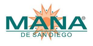 MANA de San Diego Logo