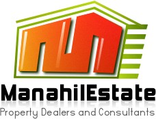Manahil Real Estate and Property Dealers Logo