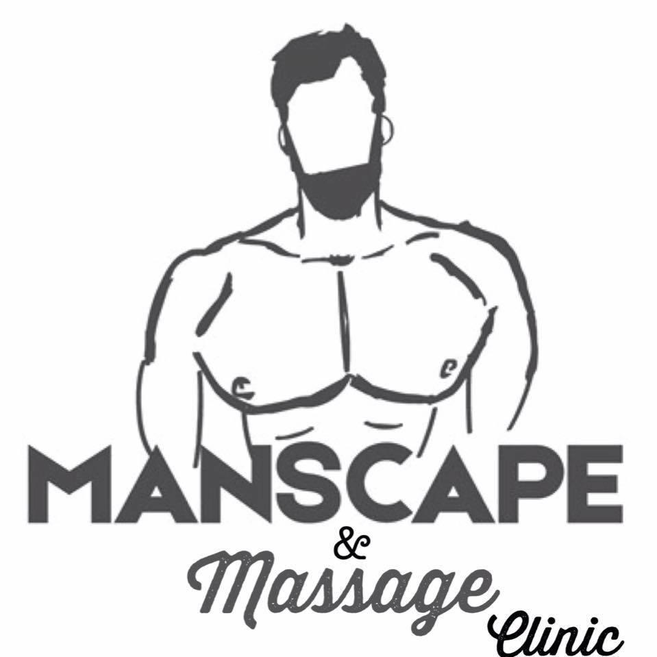 Manscape & Massage Clinic Logo
