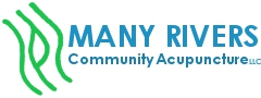 Many Rivers Community Acupuncture, LLC Logo