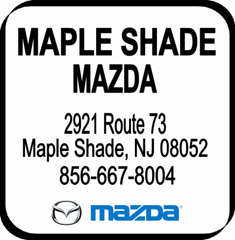 Maple Shade Mazda Logo