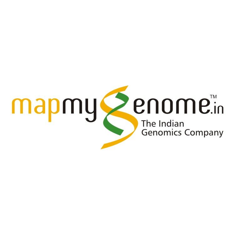 Mapmygenome India Logo